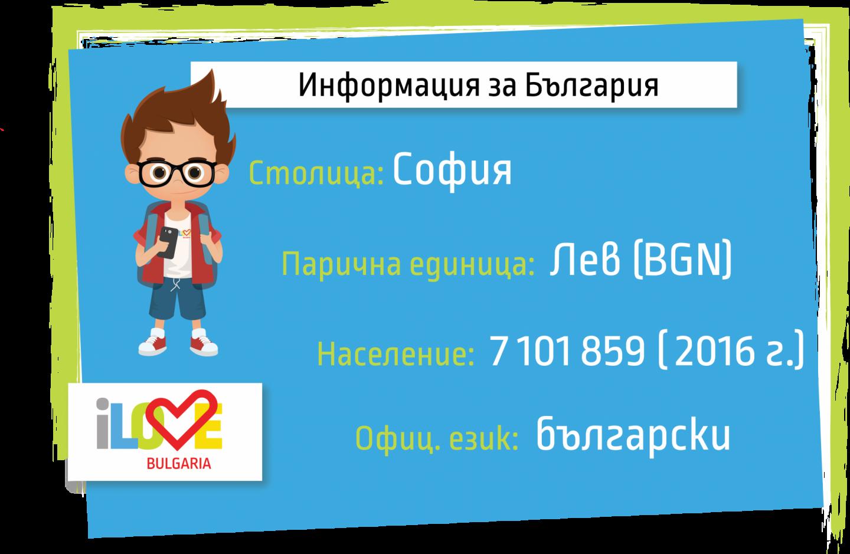 Факти за България