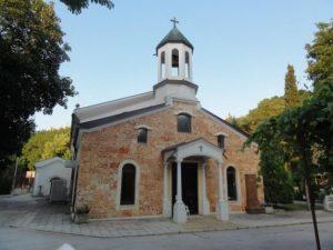 """Арменска църква """"Свети Саркис"""" Варна"""