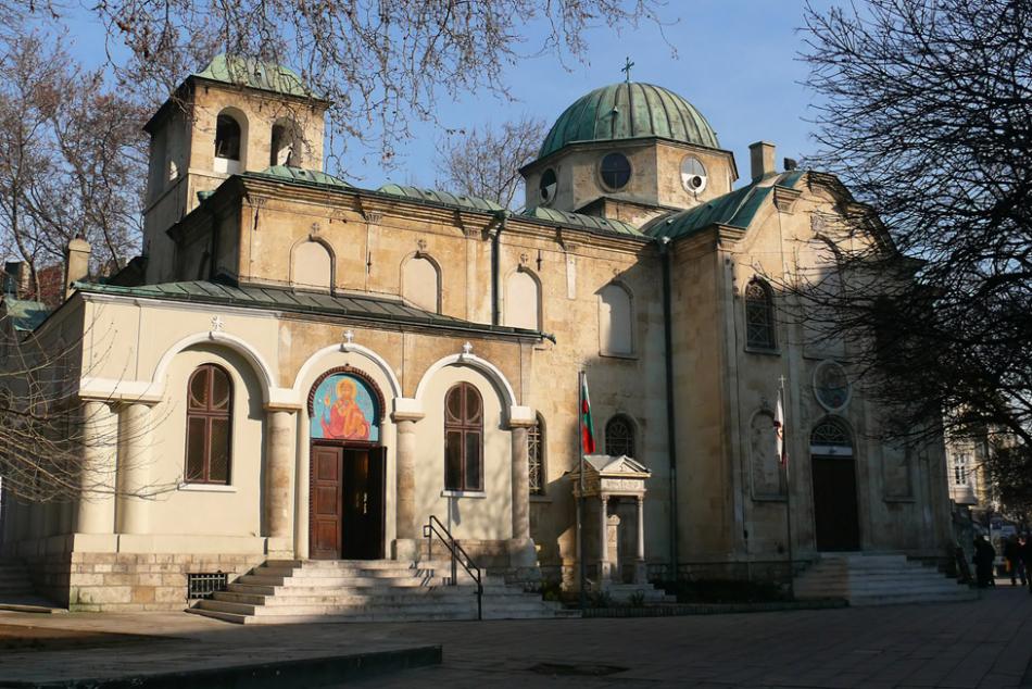 """Църква """"Свети Николай"""" Варна"""