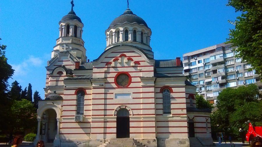 """Църква """"Света Петка"""" Варна"""