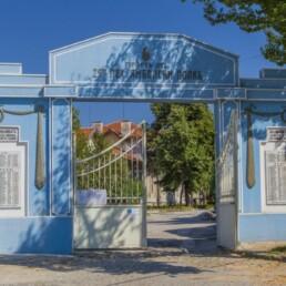 Музей на бойната слава - Ямбол