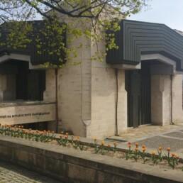 The Georgi Stoykov Rakovski Pantheon - Kotel