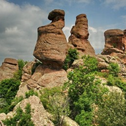 The Belogradchik Cliffs