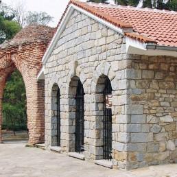 Казанлъшка гробница - гр. Казанлък