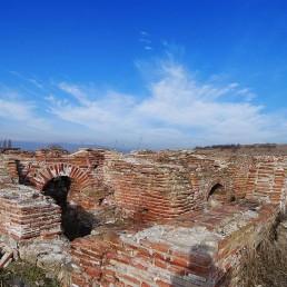 Античен град Кабиле - Ямбол