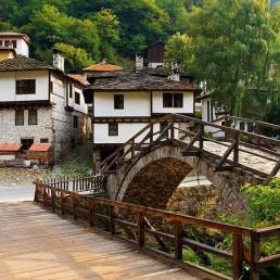 Architectural Reserve Shiroka laka Village