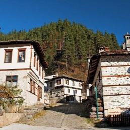 Архитектурен резерват - село Широка лъка