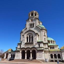 "Memorial Temple ""St. Alexander Nevski"""