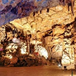 The Syeva Dupka Cave