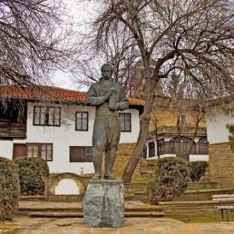 Kolyu Ficheto Museum, Dryanovo