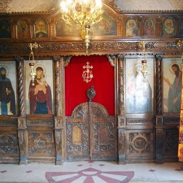 "Басарбовски скален манастир ""Св. Димитрий Басарбовски"""