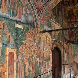 """Troyan Monastery """"The Assumption of Mary"""""""