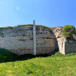 Karanovo mound, Nova Zagora