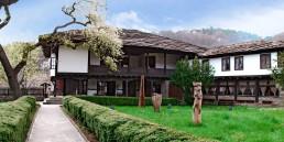 Специализиран музей на резбарското и зографско изкуство - гр. Трявна