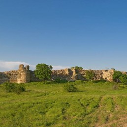 Medieval Fortress near the village of Mezek