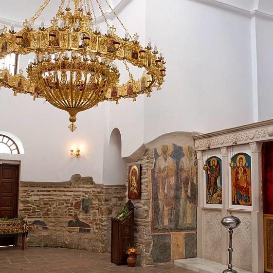 """Манастирски комплекс """"Св. Йоан Предтеча"""" – Кърджали"""