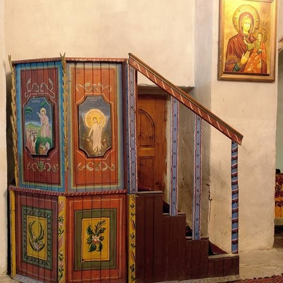 "Чипровски манастир ""Св. Иван Рилски"" - гр. Чипровци"