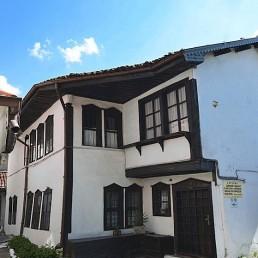 """Shroud of Holy Mary"" Nunnery – town of Samokov"
