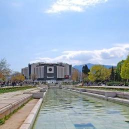 National Palace of Culture – Sofia City