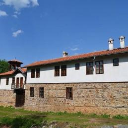 """The Etropolski Monastery """"St. Trinity"""""""