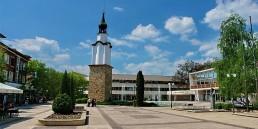 Clock tower - Botevgrad