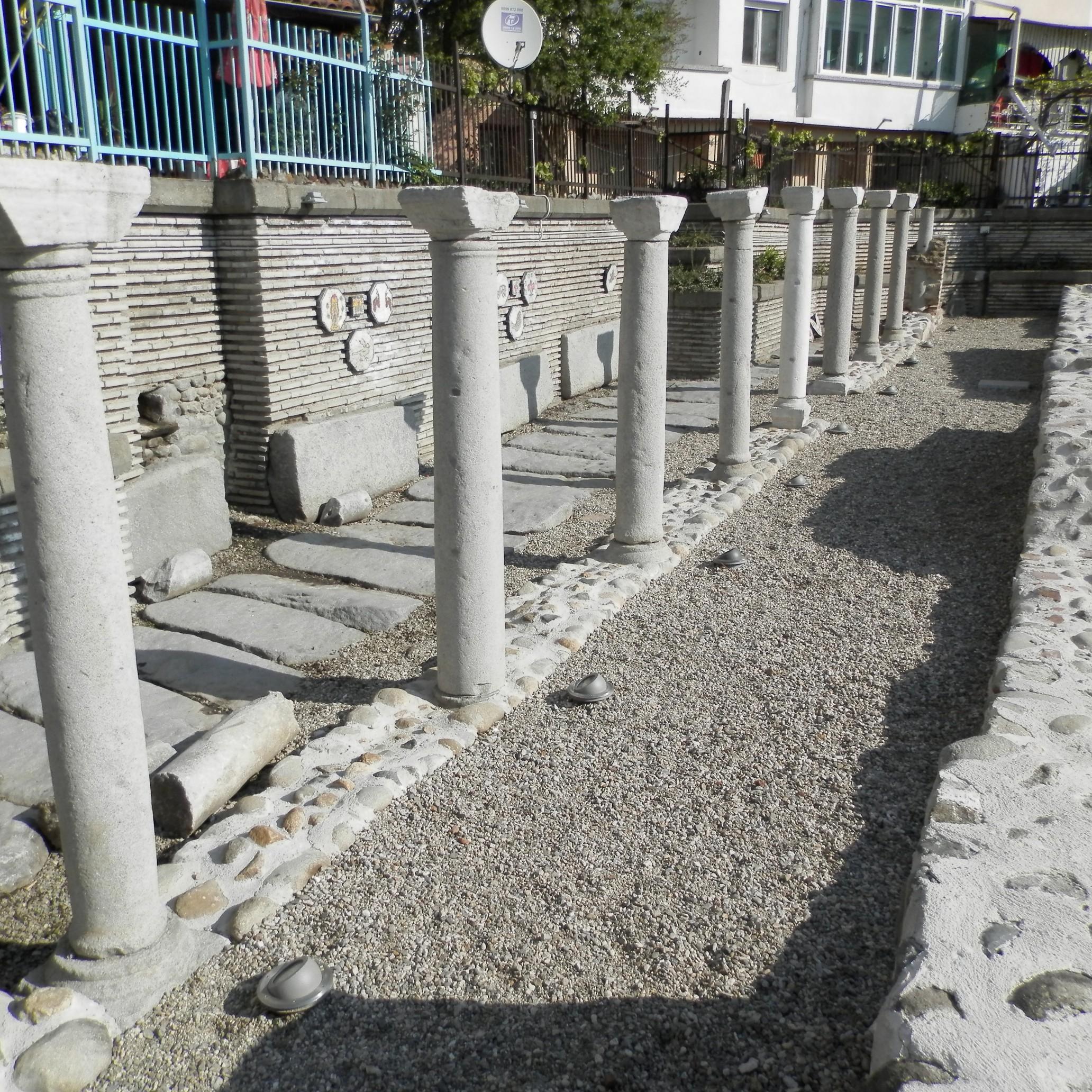 Раннохристиянски комплекс Сандански