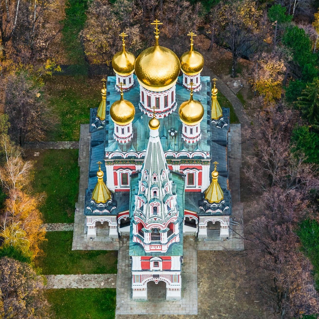 The Shipka Monastery