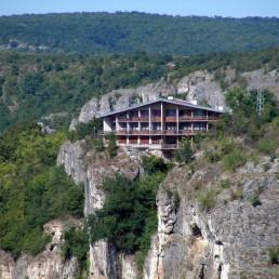 Национален пещерен дом - гр. Луковит