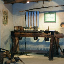 Museum of national artistic crafts, Troyan