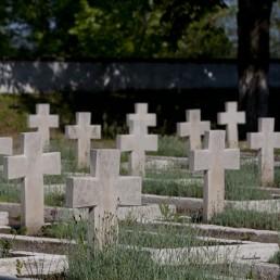 Военно гробище Тутракан