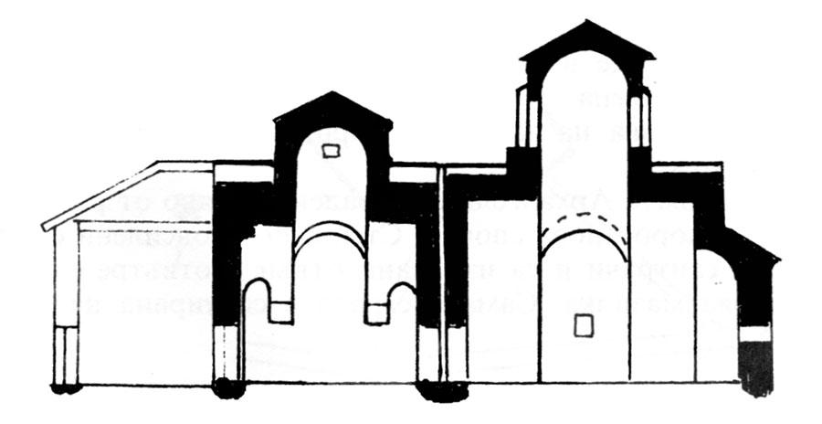 Трънски манастир църква