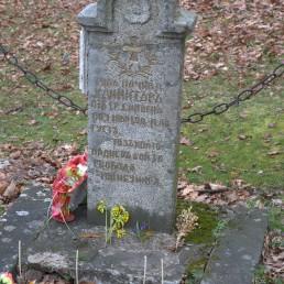 Гробът на Хаджи Димитър село Свежен