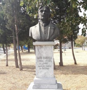 Паметник на Таньо войвода в Сливен