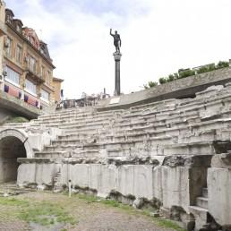 Римският стадион в Пловдив