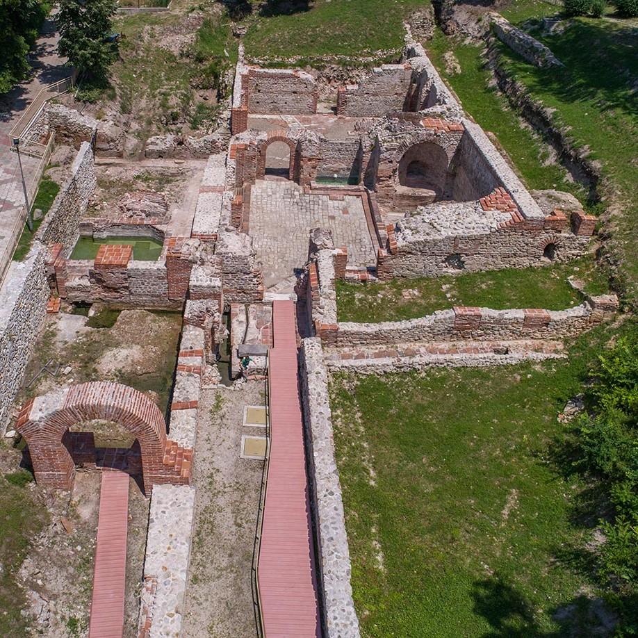 Римски терми Хисаря