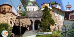 Манастири в България