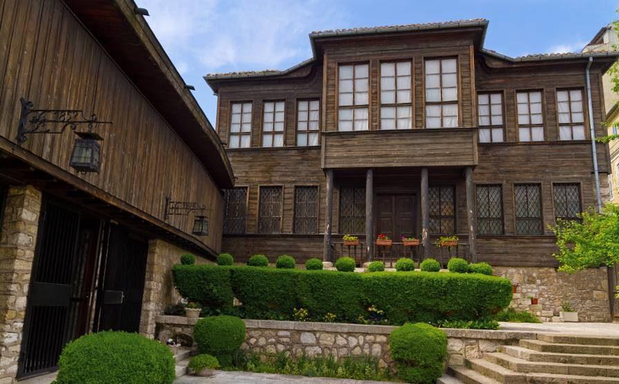 Етнографски музей Варна