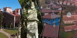 Забележителности, свързани с народните будители