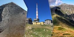 Планините в България - тест