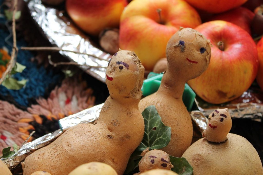 Празник на картофа - Карлово