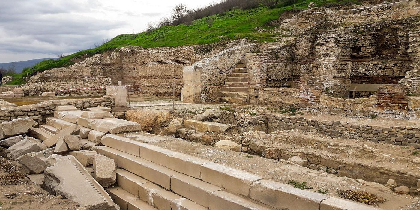 Античен град Хераклея Синтика