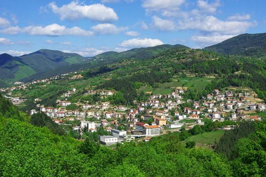 Село Баните - Смолян