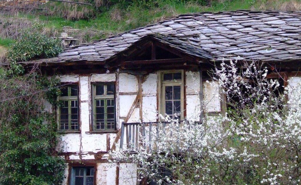 Стара къща в село Косово