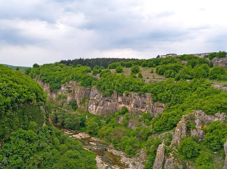 Еменският каньон